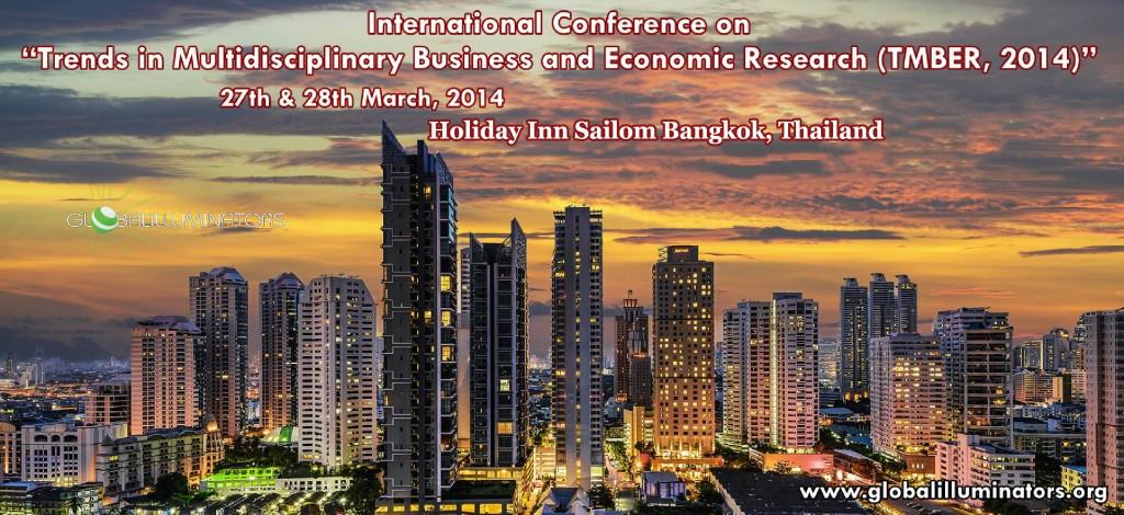 TMBER 2014 - Bangkok, Thailand