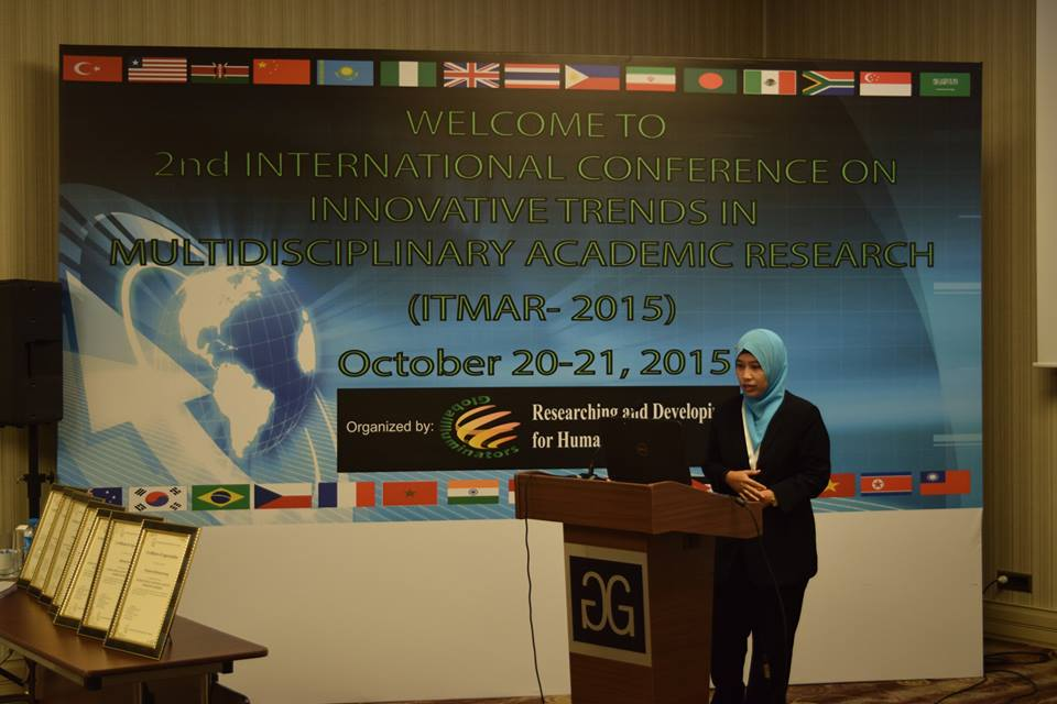 Dr. Zuriati Ahmad ITMAR 2015