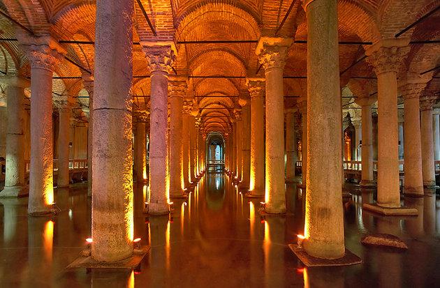 turkey-istanbul-basilica-cistern