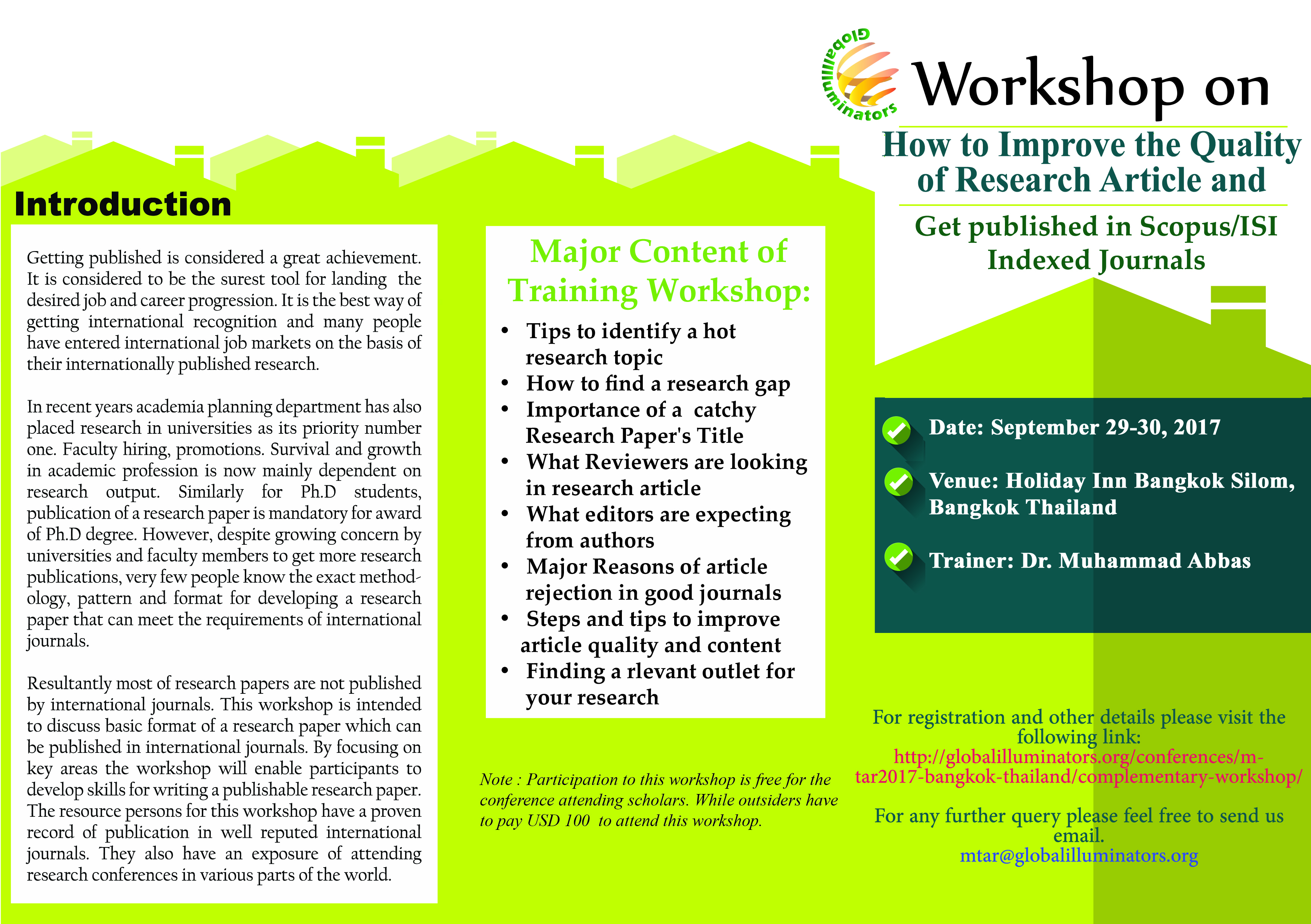 publishing of research papers Scientific literature comprises scholarly publications that academic publishing is the process of the status of working papers and conference.